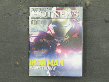 Iron Man 3 - Magazine (Type 2)