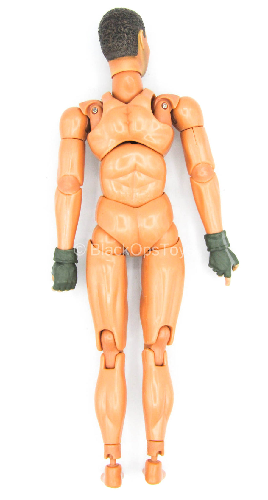 U.S. Army - Spec Ops - Male Base Body w/Head Sculpt Type 2
