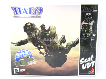 US Navy Seal HALO UDT - MINT IN BOX