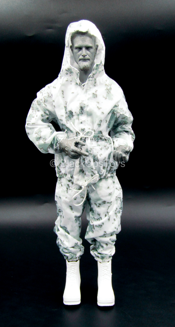 USMC Snow MARPAT Set - Snow MARPAT Uniform Set w/Backpack Cover