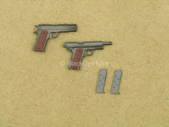 1/12 - Vietnam - US Army 25th Infantry - M1911 Pistol Set