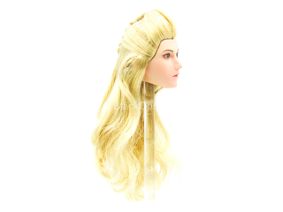 Angel Yan - Crown Edition - Blonde Female Head Sculpt