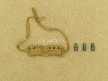 1/12 - Vietnam - US Army 25th Infantry - 40mm Grenade Bandolier w/Grenades