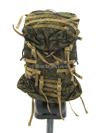 USMC Snow MARPAT Set - MARPAT Backpack