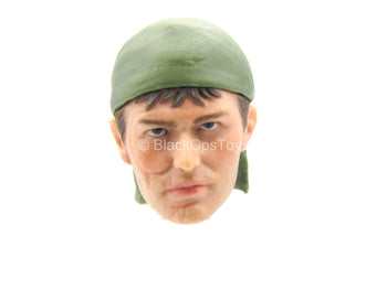 1/12 - Vietnam - US Army Staff Sergeant - Male Head Sculpt