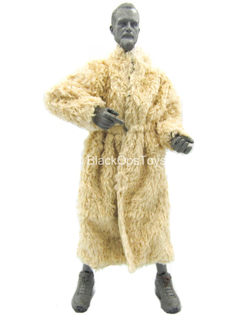 CIA SOG Field Operator - Lamb Skin-Like Coat