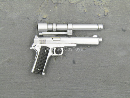 The Terminator T-800 - Grey Pistol w/Scope
