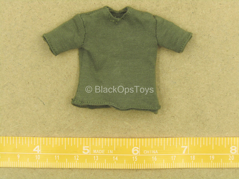 1/12 - WWII - Rescue Team - Green Shirt