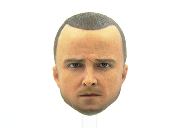 Breaking Bad - Jesse - Head Sculpt In Aaron Paul Likeness
