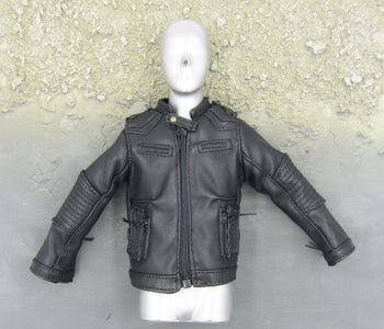 Breaking Bad - Jesse - Black Leather Like Jacket