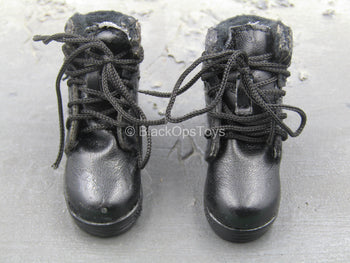Urban Sniper - Black Combat Boots Type 2 (Foot Type)