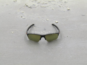 Urban Operation PMC - Black Glasses w/Gold Lenses