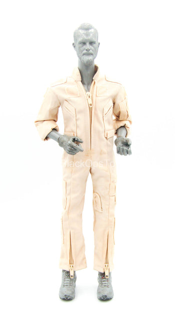 U.S.M.C.  M.E.F. - Tan Flight Suit