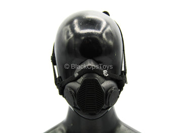 Urban Operation PMC - Black Gas Mask