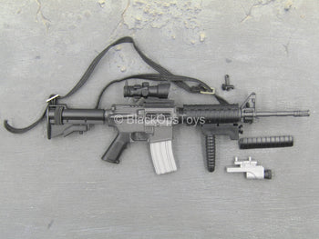 "Delta Forces ""Leo"" - M4 Rifle w/ACOG Sight"