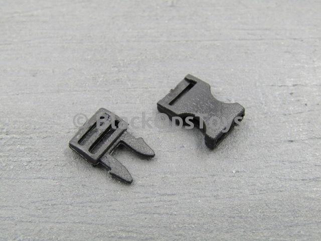 ACE Black 5 mm Side-Squeeze Buckle Set