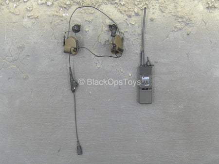 US NSDWG - Black Radio w/Headset