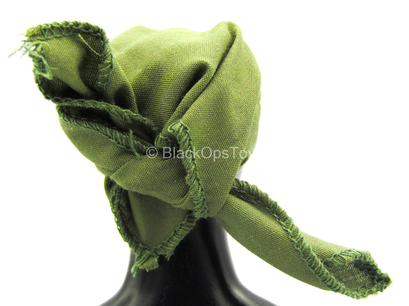 "Delta Forces ""Leo"" - Green Bandanna"