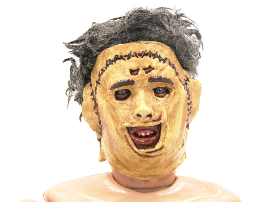 Leatherface - Male Base Body w/Head Sculpt