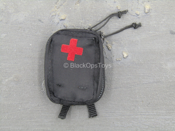 FBI - CIRG - Black MOLLE Medical Pouch