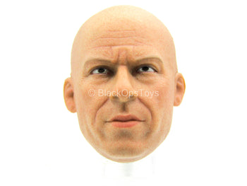 Private Military Contractor - Male Head Sculpt