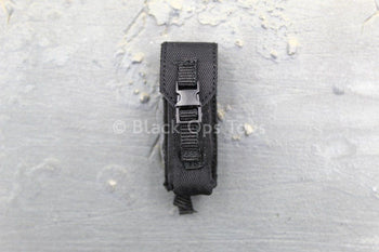 Russian Spetsnaz SOBR - Black MOLLE Mag Pouch w/Clip