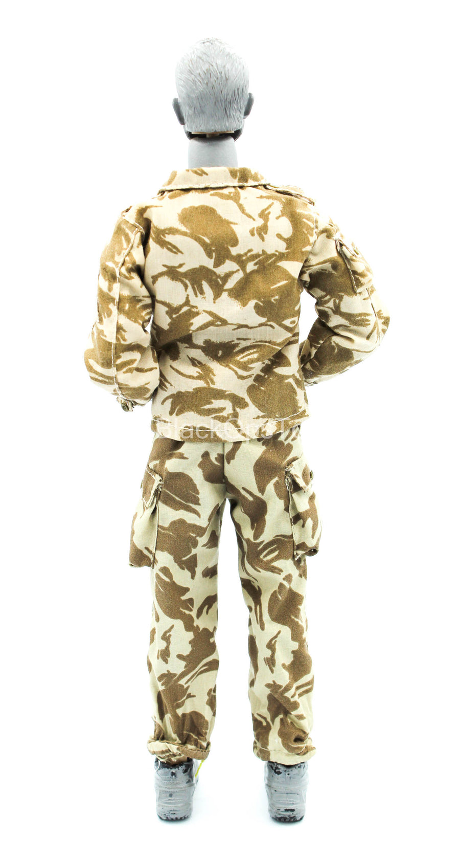 Royal Marines - Commando - DPM Camo Uniform Set