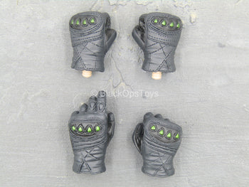 Spiderman 3 - Black Gloved Hand Set (x4)
