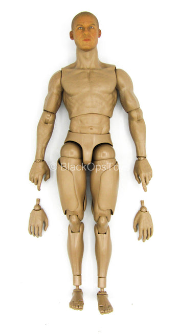 Private Military Contractor - Male Base Body w/Head Sculpt
