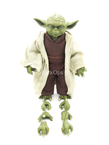STAR WARS - Yoda - Base Body w/Uniform & Head Sculpt