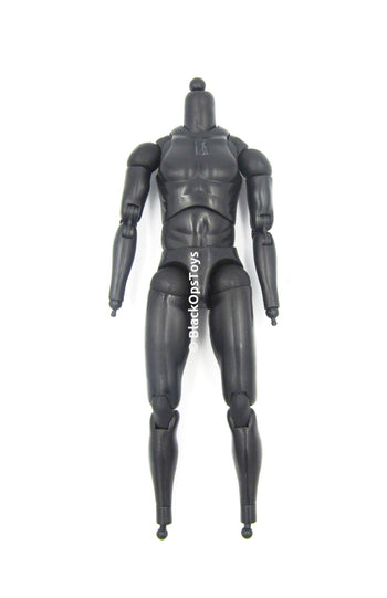 STAR WARS - Boba Fett - Male Base Body (ALL Black)