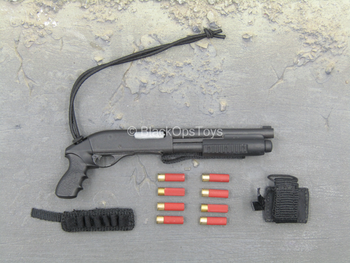 FBI - CIRG - Pump Shotgun w/Weapons Cache & Shotgun Shells
