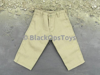 Desert Tan Capri Shorts Pants