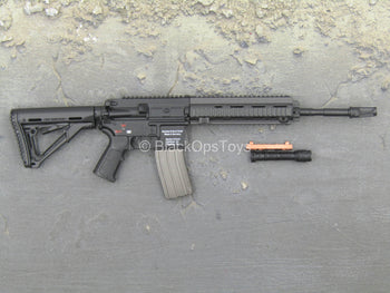 US NSDWG - Black HK416 Assault Rifle