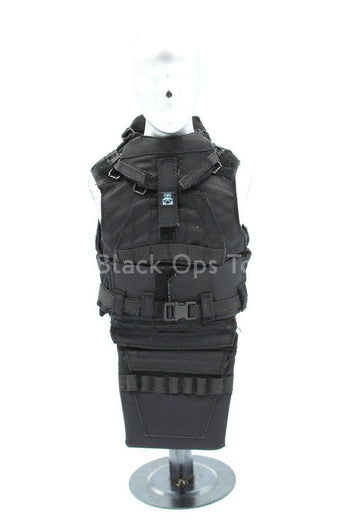 Russian Spetsnaz SOBR - Black Fort Redut-5T Body Armor