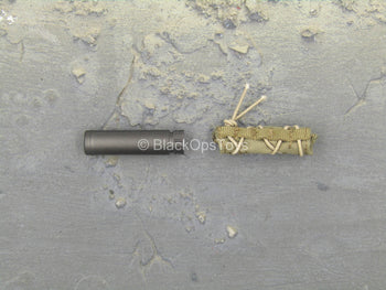 US NSDWG - Black 5.56 Suppressor w/Cover