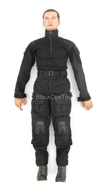FBI - CIRG - Male Base Body w/Head Sculpt & Uniform Set