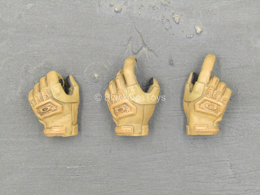 HAND - Female Tan Right & Left Trigger Hand Set