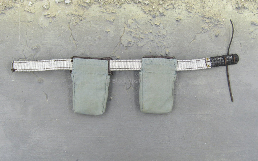 STAR WARS - Boba Fett - Brown Belt and Blue Pouch Set