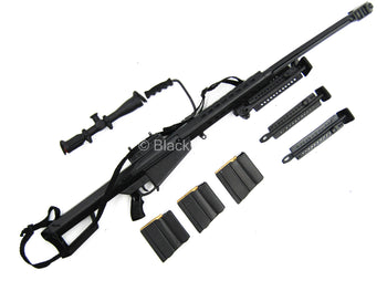 Barrett 50 Caliber Sniper Rifle Set Type 2
