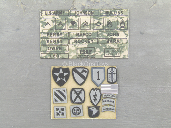 US Army Pilot - Patch Set