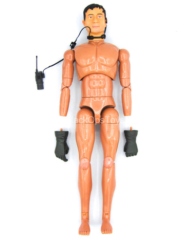"Hong Kong S.D.U ""Ray"" - Male Body w/Head Sculpt"
