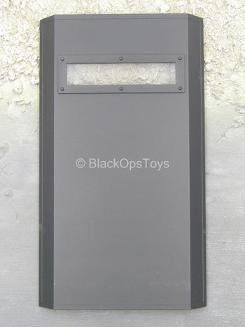 "Hong Kong S.D.U ""Ray"" - Black Ballistic Shield"