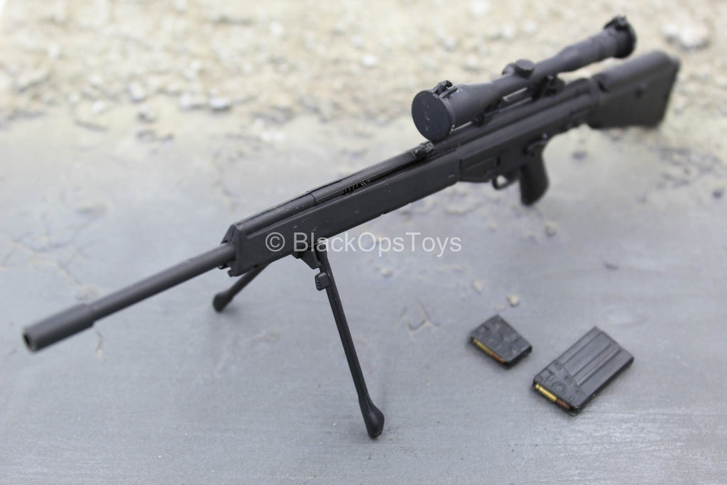 US Armed Forces - Sniper - HK PSG-1 Sniper Rifle