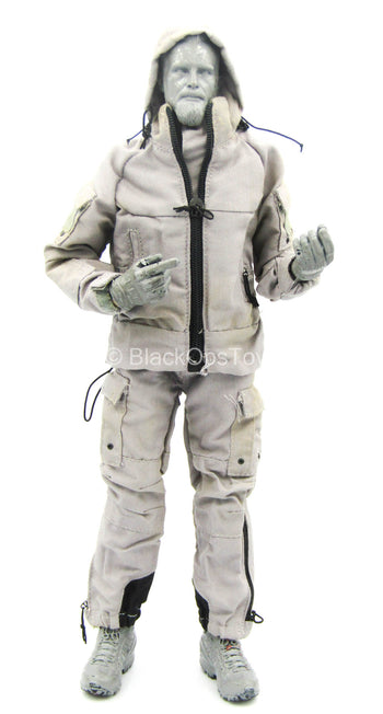 Navy Seal VBSS - Grey PCU Uniform Set