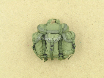 1/12 - Marine Force Recon - OD Green Rucksack
