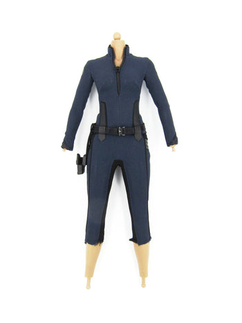 Avengers Age of Ultron Exclusive Edition Maria Hill Female Base Body w/Blue Bodysuit