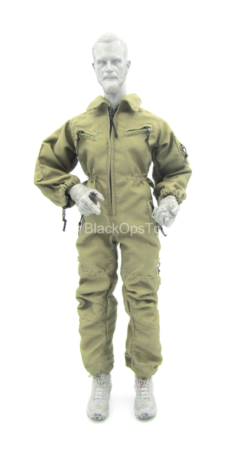 US Army Tanker Set - OD Green Jumpsuit