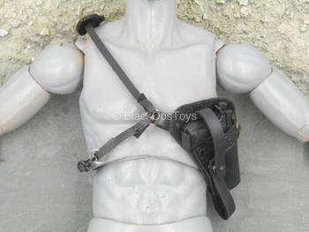 US Army Tanker Set - M9 Beretta w/Leather Like Shoulder Holster