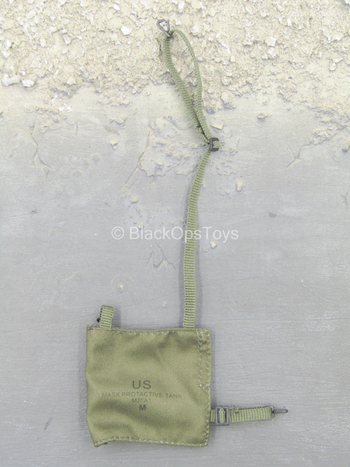 US Army Tanker Set - OD Green Gas Mask Bag